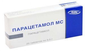 Как давать парацетамол в таблетках детям: правильная дозировка