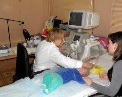 Норма и нарушения головного мозга на УЗИ у грудничка