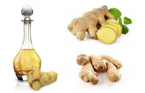 Как сделать сок из корня имбиря