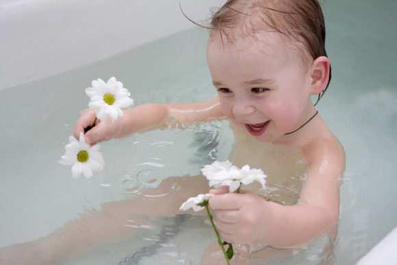 Ванны с лечебными травами