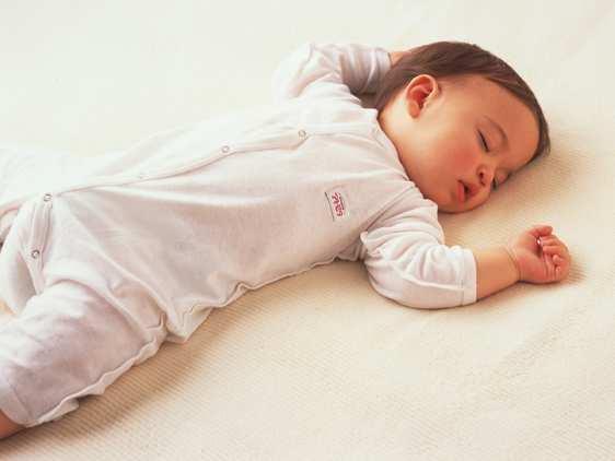 Сколько спят дети