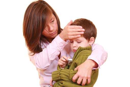 Почему у ребенка повторно повышается температура