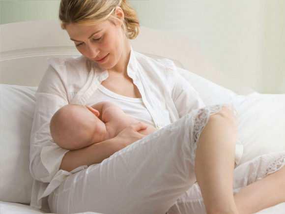 отлучить ребенка от грудного вскармливания