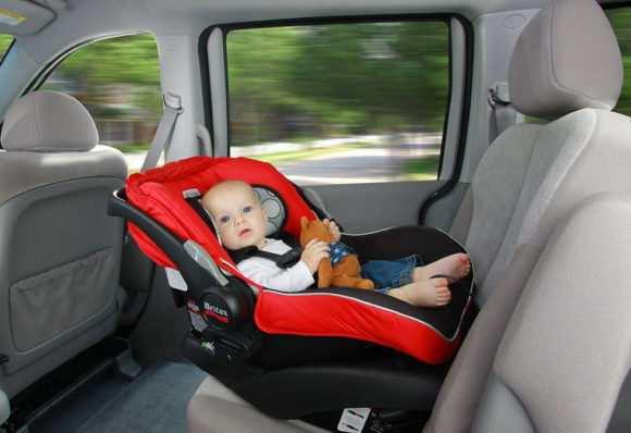 перевозка малышей