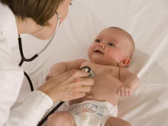 лечения грудных детей