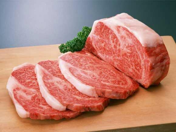 мяса говядины