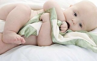 Причины и лечение опрелостей и раздражений у грудничков