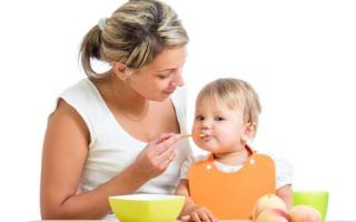 Первый прикорм детей до года при грудном вскармливании: таблица и схема