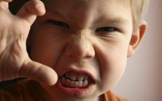 Причины агрессивного поведения ребенка и как справиться с проявлениями