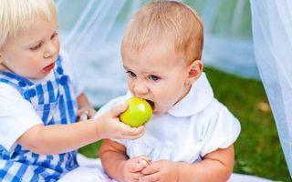 Симптомы, причины и лечение глистов у грудного ребенка
