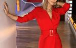 Ольга Орлова в ярко-красном платье порассуждала, почему одинока