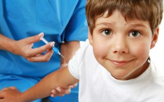 Побочные эффекты, реакции и последствия после прививки АКДС у детей