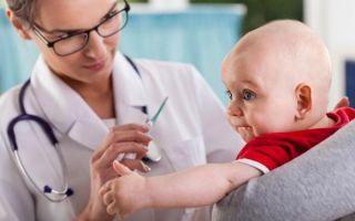 Возможные реакции на прививку корь, краснуха, паротит у детей