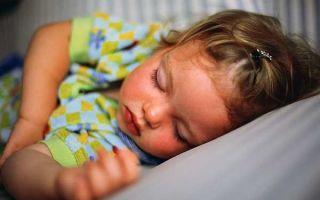 Причины появления холодного пота у ребенка и варианты лечения патологии