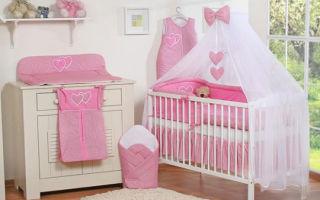 Как выбрать лучший бортик в кроватку для новорожденных и их разновидности