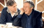 Сын Ефремова и жены Табакова: как живет сейчас?