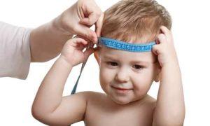 Норма окружности и формы головы и грудной клетки у ребенка: таблица