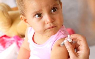 Сколько дней держится температура после прививки АКДС и полиомиелита, последствия