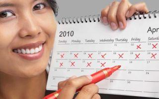 Как правильно высчитать по дате последних месячных дату родов, календарь сроков