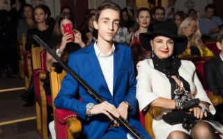 Чем занимается 19-летний внук Ирины Винер и Алишера Усманова – Даниил?