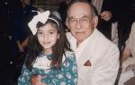 Ким Кардашьян поделилась фотографией из детства