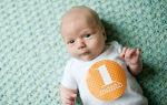 Что в 1 месяц должен уметь ребенок, физическое, эмоциональное и психологическое развитие