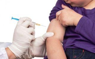 Виды прививок от дифтерии, график проведения, противопоказания и побочные