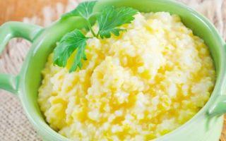 Польза и вред кукурузной каши на молоке и воде для грудничка, рецепты прикорма и как варить