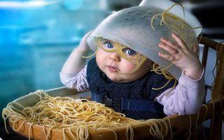 Как вводить макароны в прикорм ребенку и с какого возраста