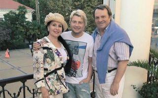 Почему Басков не отвечает на вопросы о своем отце