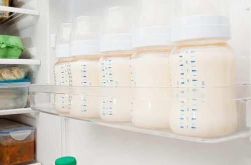 хранение грудного молока в холодильнике должно проходить по всем правилам