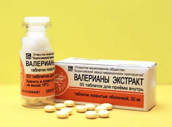 применение женщиной экстракта валерьяны