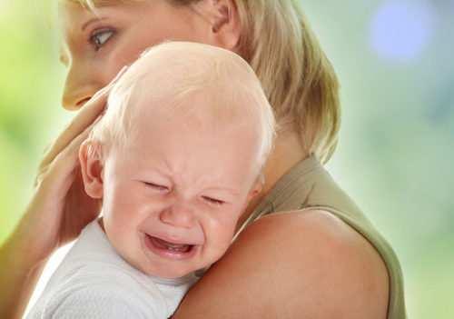 Последствия сильного ушиба