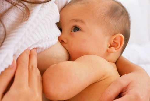 гигиенические процедуры с грудью перед кормлением