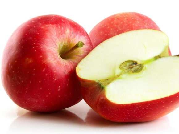 Свойства красных яблок