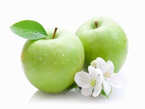 Свойства зеленых яблок