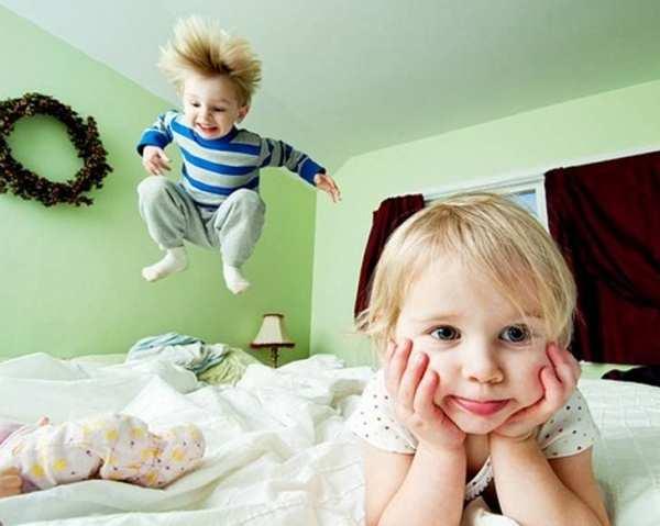 Как помочь детям с гиперактивностью