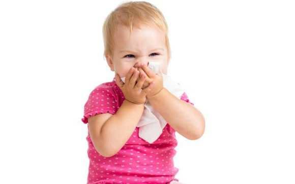 у младенца наблюдается заложенность носа