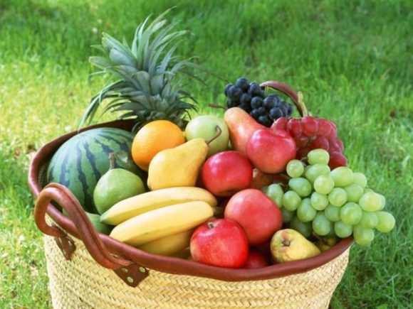 Безопасные фрукты