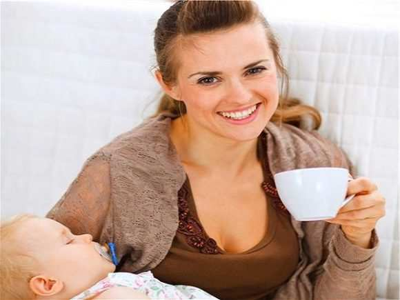 Кофе и грудное вскармливание