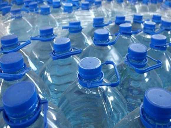 бутилированная детская вода