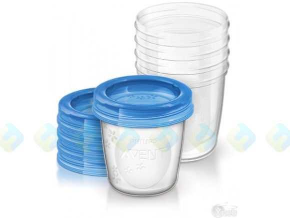 контейнеры для заморозки грудного молока