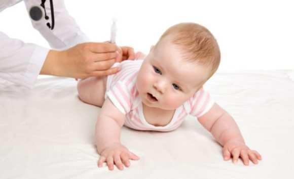 Как ухаживать за ребенком после прививки