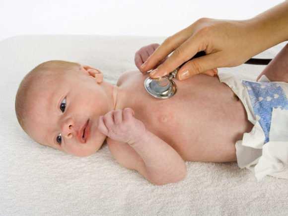 пневмония у грудничка 1