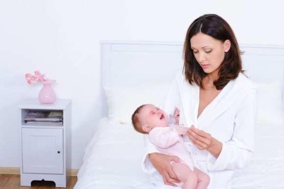 Препараты при прорезывании зубов у ребёнка