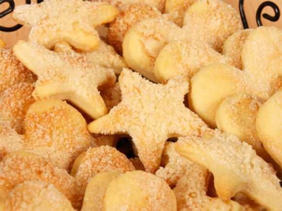 выпекании печенья