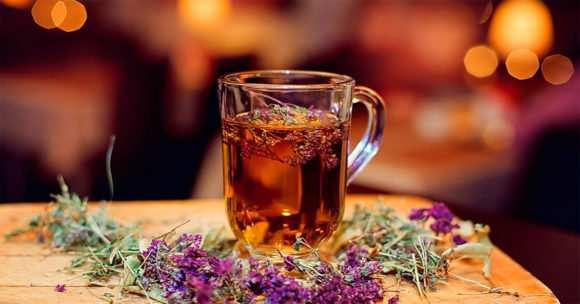 Готовим целебный чай