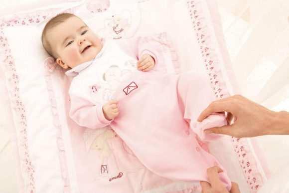 Какую одежду купить ребенку