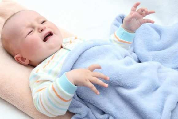 недовольство малыша