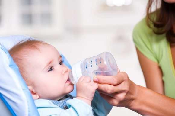 питьевой баланс малыша